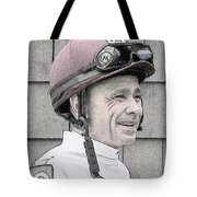 Mike Smith Portrait Tote Bag