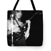 Mike Somerville Of Head East 10 Tote Bag