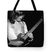 Mike Somerville Of Head East 12 Tote Bag