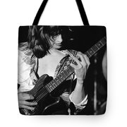 Mike Somerville Of Head East 14 Tote Bag