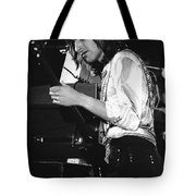Mike Somerville Of Head East 17 Tote Bag