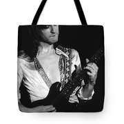 Mike Somerville Of Head East 18 Tote Bag