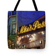 Mike's Pastry Shop - Boston Tote Bag by Joann Vitali