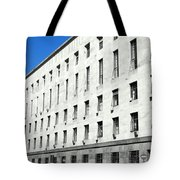 Milan Courthouse Building Tote Bag