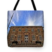 Milan Post Office Tote Bag