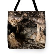 Milatos Cave Tote Bag by Luis Alvarenga