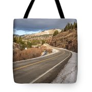 Mile One Tote Bag