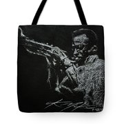 Miles Tote Bag by Chris Mackie