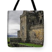 Military Fortress Tote Bag