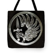 Military - French Foreign Legion Insignia Tote Bag