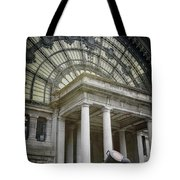 Military Might Tote Bag