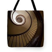 Milk And Chocolate Staircase Tote Bag