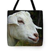 Milkshakes The Goat Tote Bag
