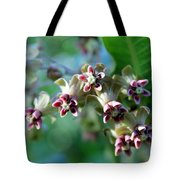 Milkweed Bloom Tote Bag