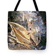 Milkweed II Tote Bag