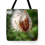 Milkweed  Tote Bag