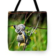 Milkweed Retirement  Tote Bag