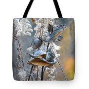Milkweeds In Autumn Tote Bag