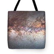 Milky Way 360� Panorama Tote Bag
