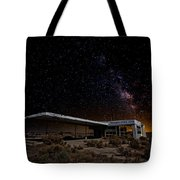 Milky Way Gas Tote Bag