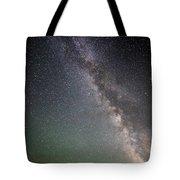 Milkyway Over Stonehenge Tote Bag