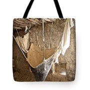 Mill On The Way To Shigatse-tibet Tote Bag