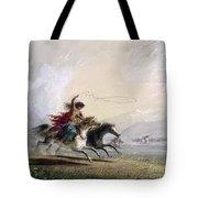 Miller - Shoshone Woman Tote Bag