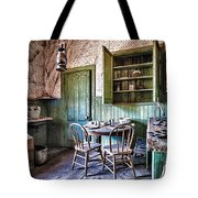 Miller House Kitchen Tote Bag