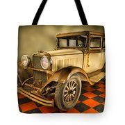 Millers Chop Shop 1929 Dodge Victory Six Before Tote Bag