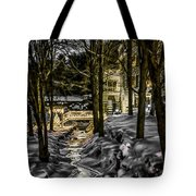 Millhouse In The Moonlight Tote Bag