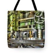Milling Tote Bag