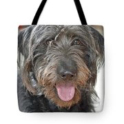 Milo Tote Bag by Lisa Phillips