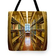 Milstein Room Nyc Library Tote Bag
