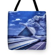 Milwaukee Art Museum 1 Tote Bag