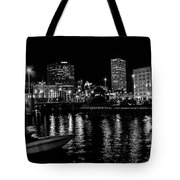 Milwaukee Downtown Third Ward Tote Bag