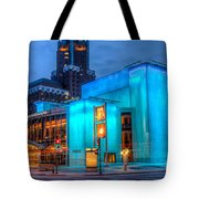 Milwaukee Pac Evening Glow Tote Bag
