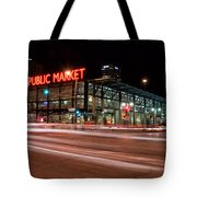 Milwaukee Public Market Tote Bag