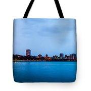Milwaukee Skyline - Version 1 Tote Bag