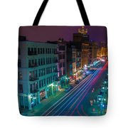 Milwaukee's Evening Active Glow Tote Bag