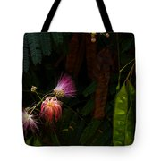 Mimosa And Peppervine Tote Bag