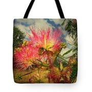 Mimosa Blossoms Tote Bag