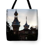 Minaret And Turret Tote Bag