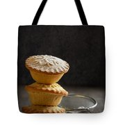 Mince Pie Stack Tote Bag