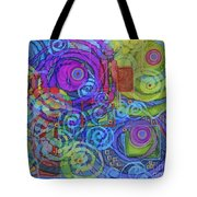 Out Of My Mind Tote Bag
