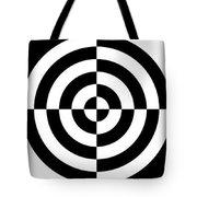 Mind Games 3 Panoramic Tote Bag