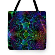 Mindscape Weave  Tote Bag