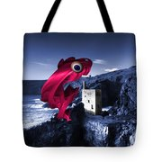 Mine Swallower Tote Bag