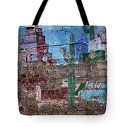 Miner Wall Art 3 Tote Bag