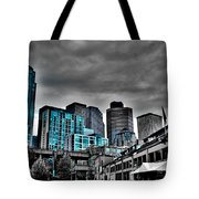 Miner's Landing On Pier 57 - Seattle Washington Tote Bag