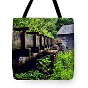 Mingus Mill Tote Bag